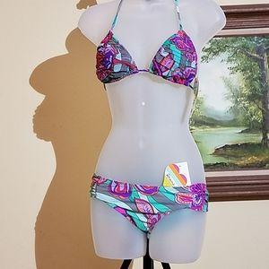 2 piece Raisin  bikini  f44
